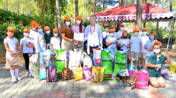 Alanya Belediyesi öğrencileri ağırladı