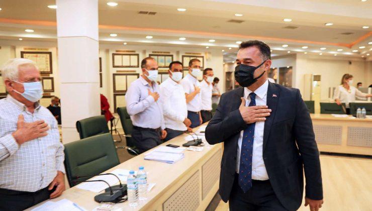Alanya Belediyesi'nin 2022 tahmini bütçesi 695 milyon lira