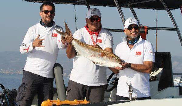 Alanya Fishing Tournament başlıyor