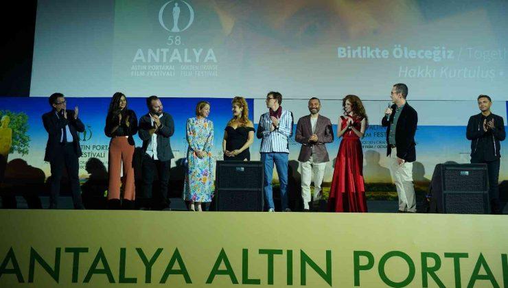 Altın Portakal Film Festivali 4 günü geride bıraktı