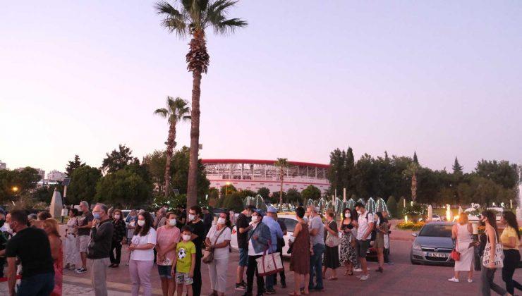 Altın Portakal Film Festivali, ilk gününü geride bıraktı