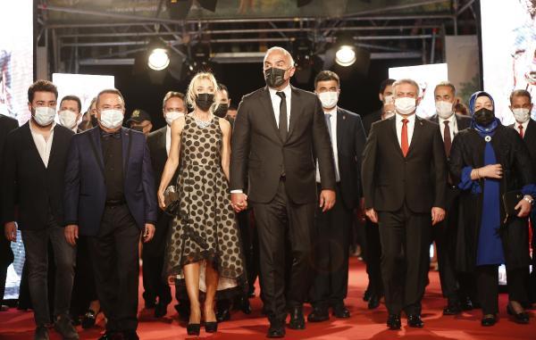 Altın Portakal Film Festivali'nde ödül gecesi/ Ek fotoğraflar