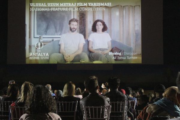 Altın Portakal'da son filmler izleyiciyle buluştu