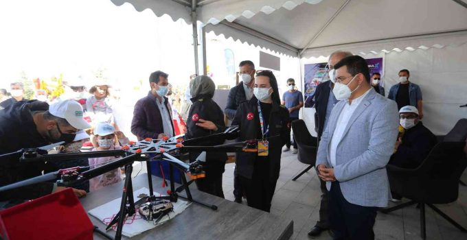 Antalya Bilim Merkezi, 8. Konya Bilim Festivali'nde
