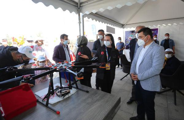 Antalya Bilim Merkezi, 8'nci Konya Bilim Festivali'nde