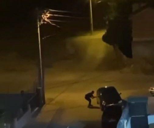 Antalya'da sokak ortasında silahlı çatışma
