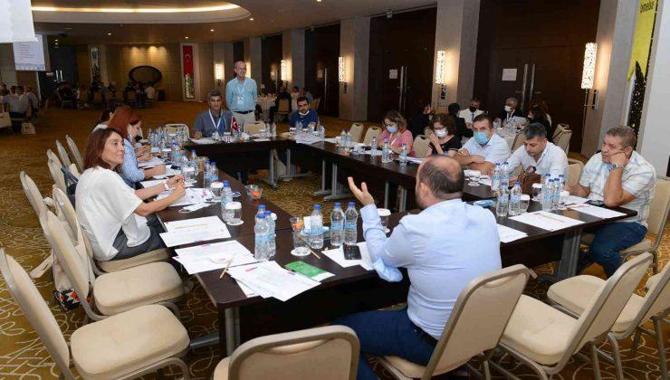 Antalya'da 'Su Yönetimi' çalıştayı yapıldı