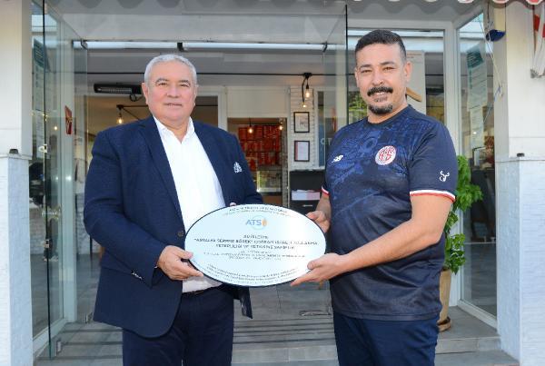 Antalya'nın lezzet markaları 'Coğrafi İşaret'lendi