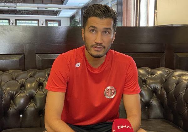 Antalyaspor Başkanı Çetin: Nuri Şahin oynayıp oynamayacağına kendisi karar verecek
