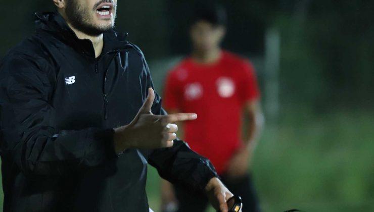 Antalyaspor, Nuri Şahin ilk antrenmanını gerçekleştirdi