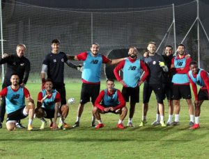 Antalyaspor'da Başakşehir mesaisi