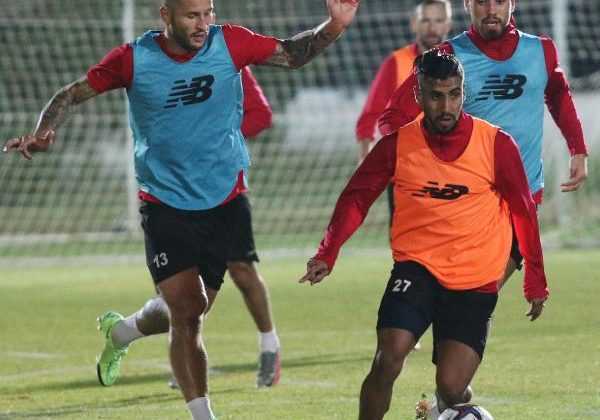 Antalyaspor'da Nuri Şahin, Sivas maçında kulübede yer alacak
