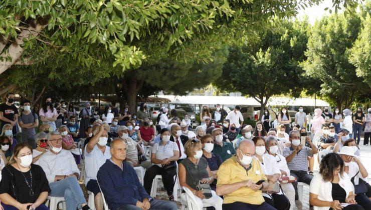 AÜ'de 'Kuşaklar Bir Arada' etkinliği