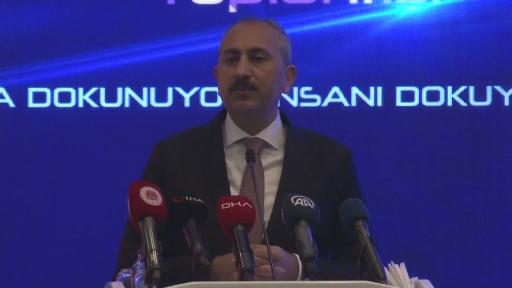 """Bakan Gül: """"Son 3 yılda 11 bine yakın hükümlü okuma yazma öğrendi"""""""