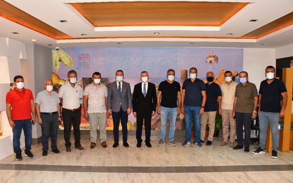 Başkan Güngör: Manavgat OSB kent ekonomisine ivme kazandıracak
