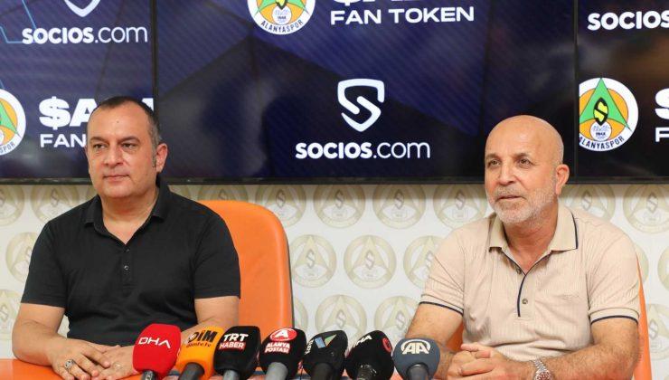 """Başkan Hasan Çavuşoğlu: """"ALA Fan Token'in 4 Ekim'deki halka arzında bizi mutlu eden sonuçlar elde ettik"""""""