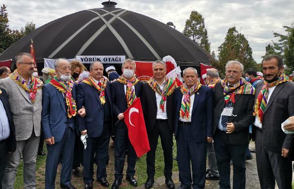 Başkan Uysal, İstanbul'da Yörüklerle buluştu