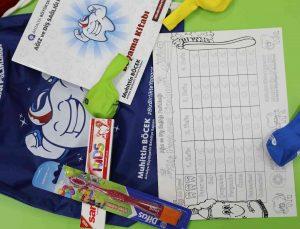 Büyükşehir Ağız ve Diş Sağlığı Polikliniği'nde 2 bin 605 çocuk muayene oldu