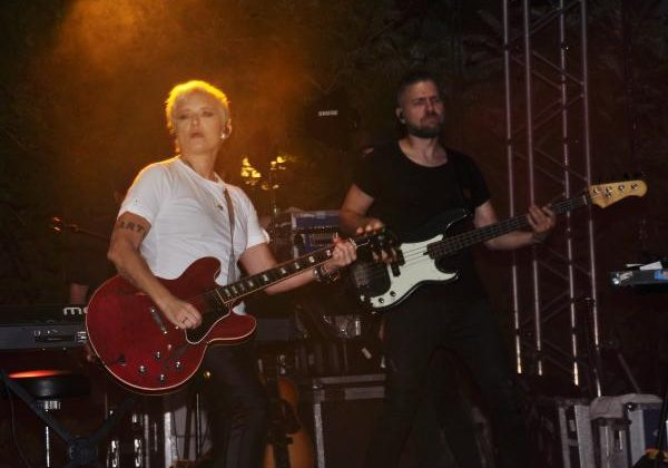 Diana Arbenina'dan konser