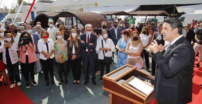 'Emekçi Bakkal' törenle açıldı