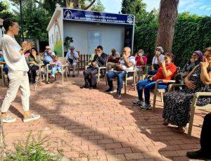 Engelsiz Kafe'de nefes terapisi