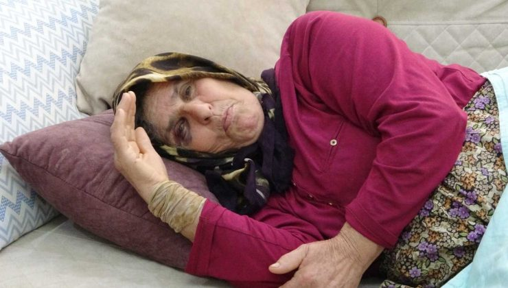 Eşek yüzünden husumeti bulunan komşusu yaşlı kadını öldüresiye dövdü