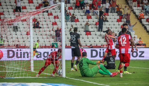 Fraport TAV Antalyaspor – Adana Demirspor (EK FOTOĞRAFLAR)