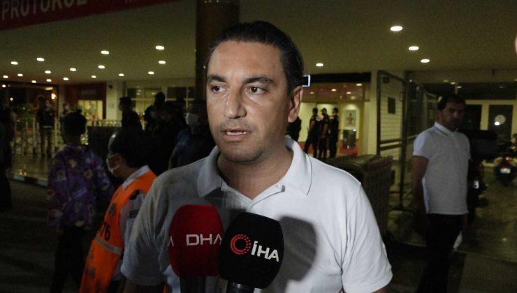FT Antalyaspor'dan hakem tepkisi