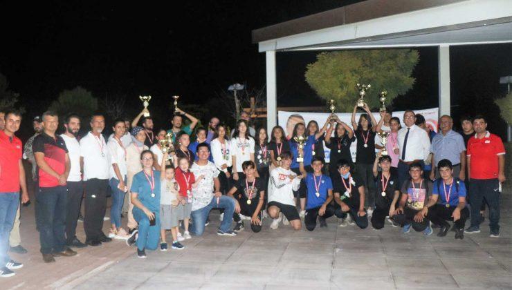 Gençlik Merkezi, 'dart turnuvası' ile kapılarını açtı