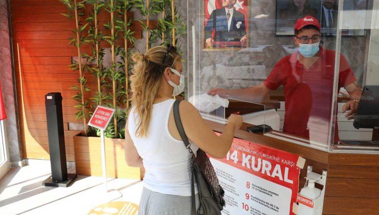 Halk Et Serik'te 1 yılda 53 bin 573 kilogram et satıldı
