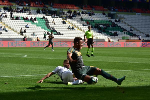 İttifak Holding Konyaspor – Aytemiz Alanyaspor: 1-1