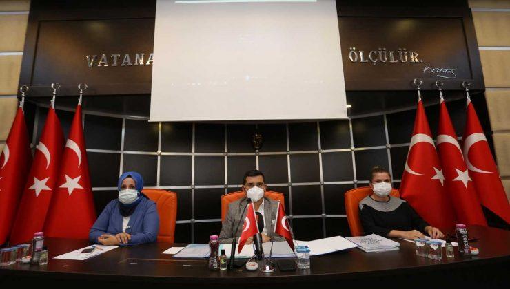 Kepez Belediyesi Ekim ayı meclis toplantısı gerçekleşti