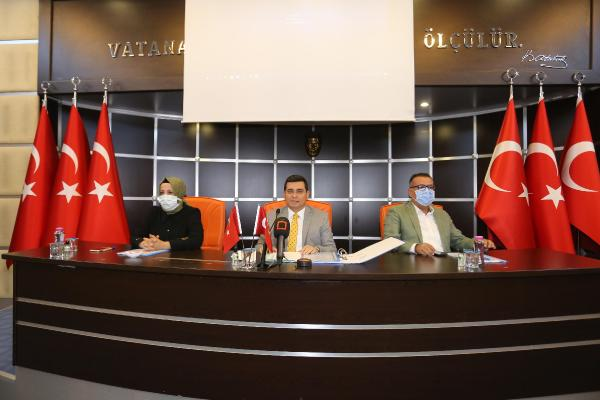 Kepez'in 2022 yılı bütçesi 575 milyon lira