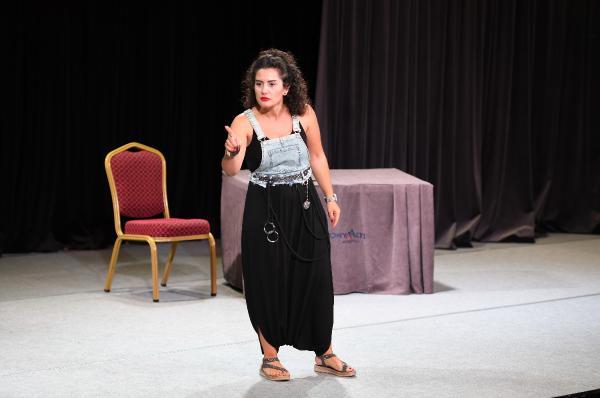 Konyaaltı Tiyatrosu Akademisi'nde eğitimler başlıyor