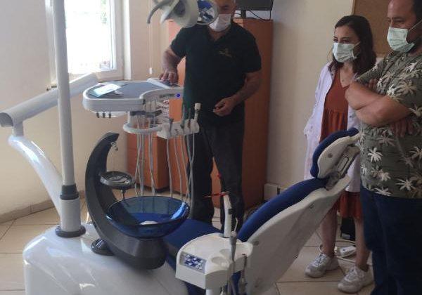 Kumluca'da diş hastanesi uzun aradan sonra hizmete başlıyor