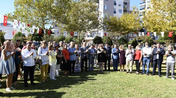 Lev Tolstoy Rusya- Türkiye Dostluk Parkı açıldı