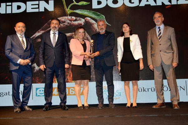 Manavgat Belediyesi'ne 2 ödül