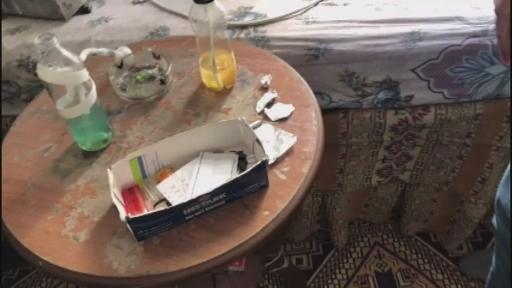 Manavgat'ta jandarmadan uyuşturucu operasyonu