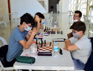 Manavgat'ta satranç turnuvası