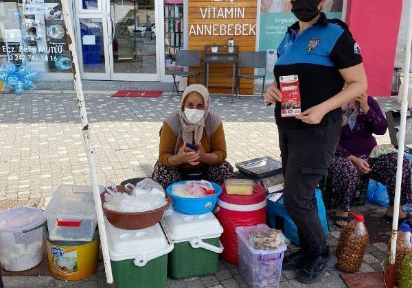 Manavgat'ta vatandaşlara dolandırıcılık uyarısı