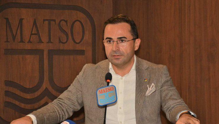 """MATSO Başkanı Güngör: """"Turizm ve ekonomiyi güçlendirmek için kentimizi tüm fuarlarda tanıtacağız"""""""