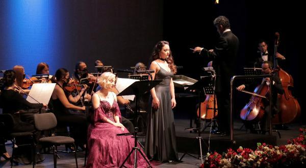 Operada 'Stabat Mater ve Barok Aryalar' konseri