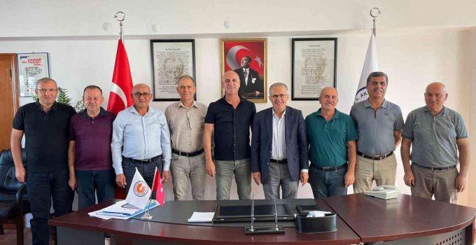 Organize Sanayi ile Akdeniz Sanayi sitesi el ele verecek