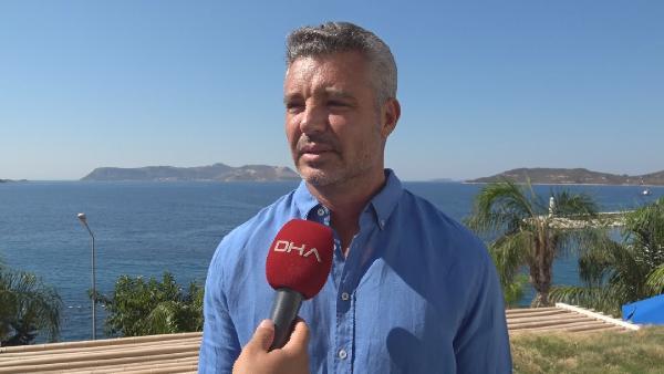 (ÖZEL) Sadettin Saran: Olympiakos başkanına en güzel cevabı, oyuncularımız sahada verecektir