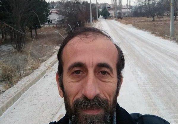 Pankreas kanserinden ölen emekli polis toprağa verildi