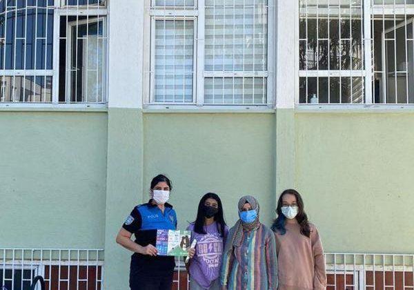 Polisten 'En İyi Anne' projesi