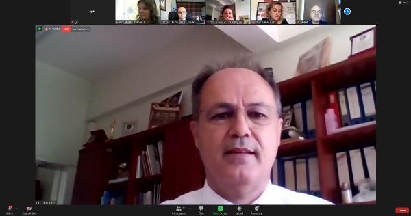 Prof.Dr. Toker: Hedefimiz öğrencilerin eğitimden eşit yararlanması