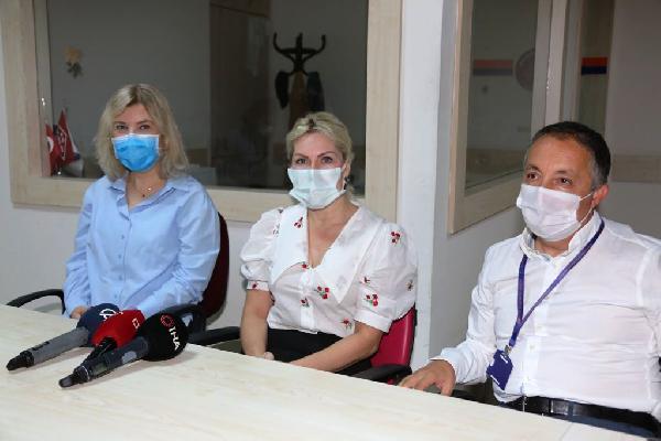 Rektör Özkan: Antalya'da aşılama oranının artması ve iç turizmin azalması Covid-19'u azalttı