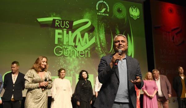 Rus Film Günleri sona erdi