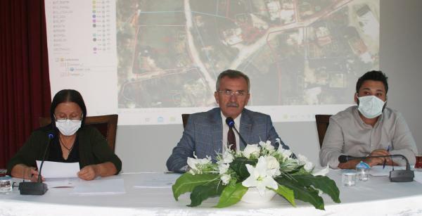 Serik Belediye bütçesi kabul edildi